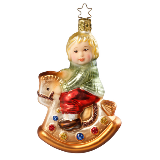 Inge-Glas Canada - Glass Christmas Ornaments - Rocking Holiday
