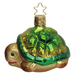 Inge-Glas Canada - Glass Christmas Ornaments - Slow and Steady Turtle