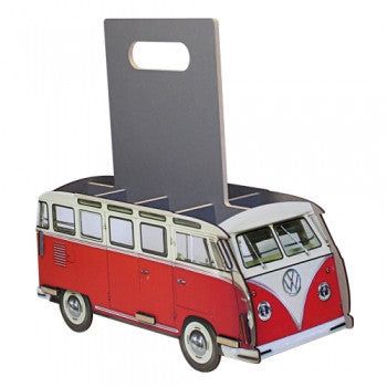 Werkhaus Volkswagen Collection - VW Bus Bottle Carrier or Beer Caddy