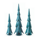 Wendt & Kühn Christmas Trees, Set of 3