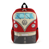 Classic Volkswagen Bus Backpack for Kids. Officially Licensed VW Product