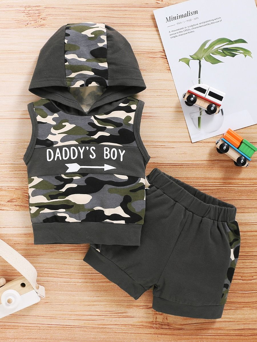 Daddy's Boy Set