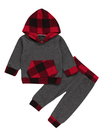 Comfy Baby Forever Set (Red)