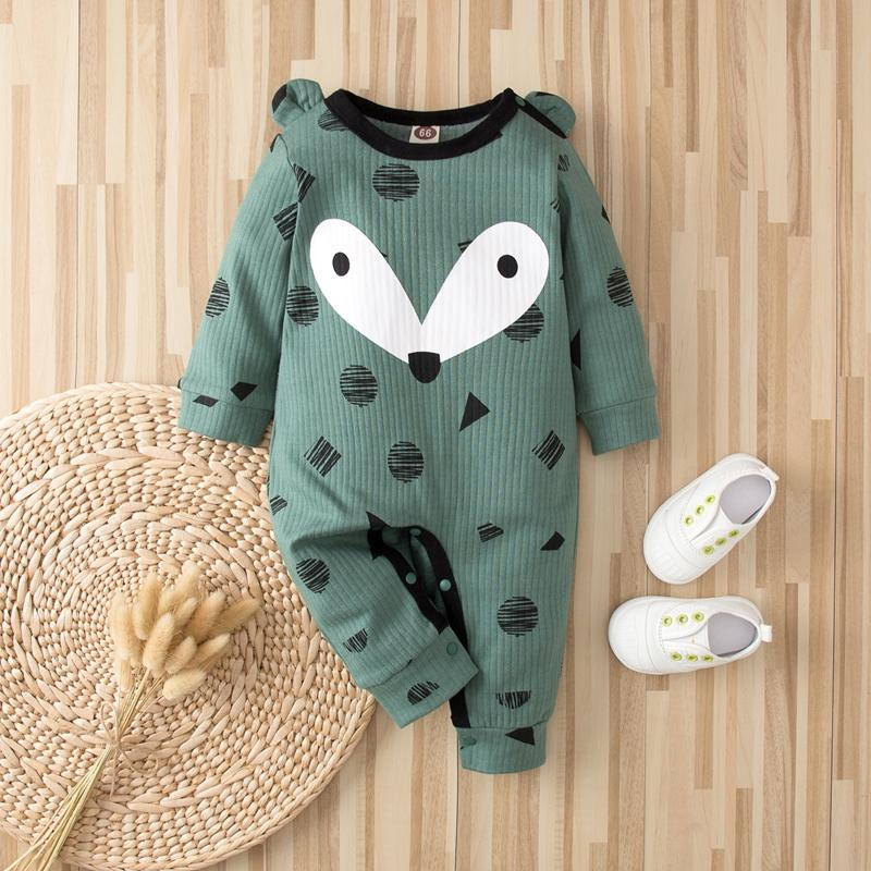 Unisex Cartoon Onesie