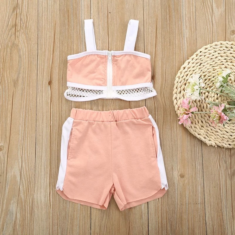 Peach Workout Set