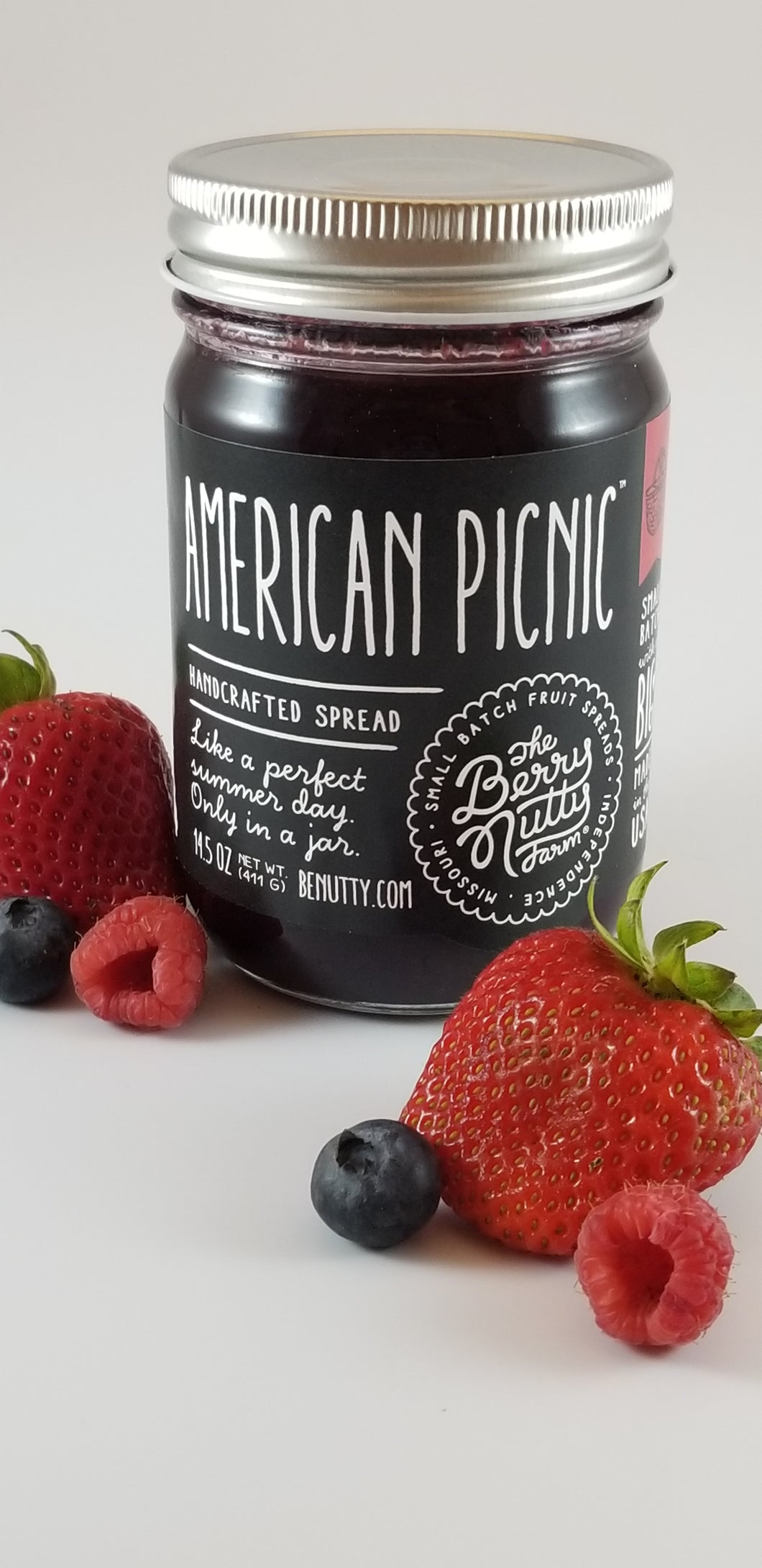 American Picnic Fruit Spread