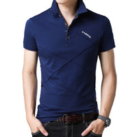 Áo Polo Men Cotton ASIAN SIZE M-5XL 6XL