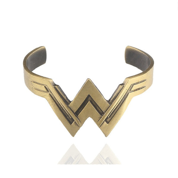 Woman Superman Wars Batman cosplay  Metal Bracelet