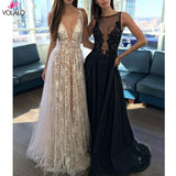váy dạ hội Sequin Maxi Party Dress
