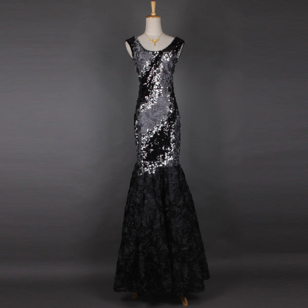 Váy dạ hội Luxury Sequined