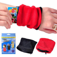 Sports Arm Band Bag For MP3 Key Card Storage