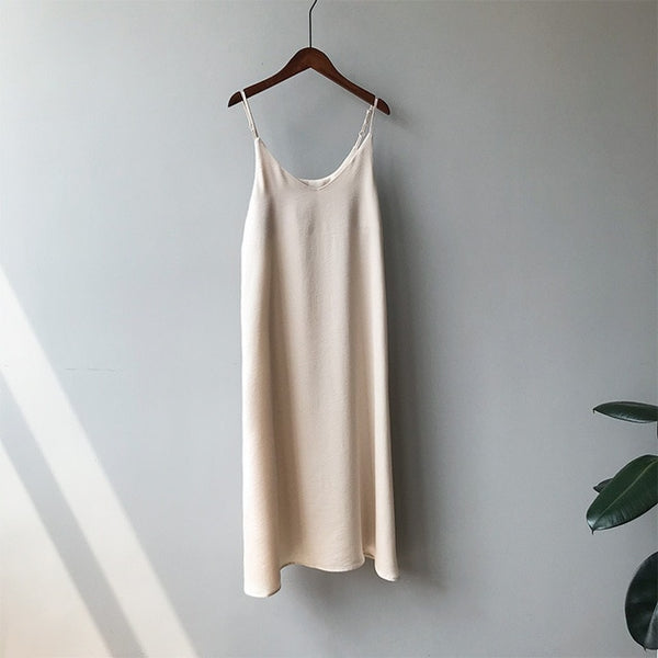 Spring summer 2019 Woman Tank Dress