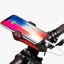 Load image into Gallery viewer, PHONE CHARGING BICYCLE LIGHT - Supreme Phone Gadgets