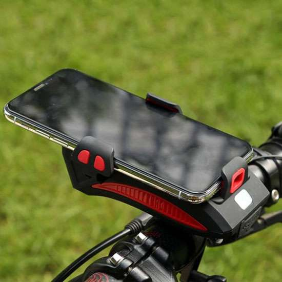 4 in 1 Bicycle Light - Supreme Phone Gadgets