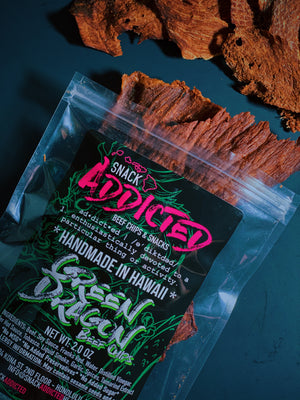 Green Dragon Beef Chips