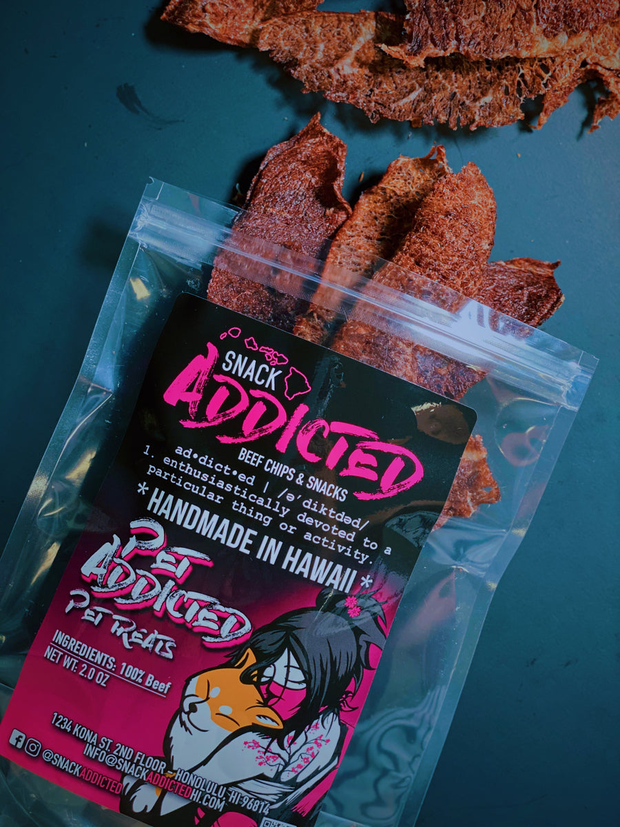 Pet Addicted Pet Treats