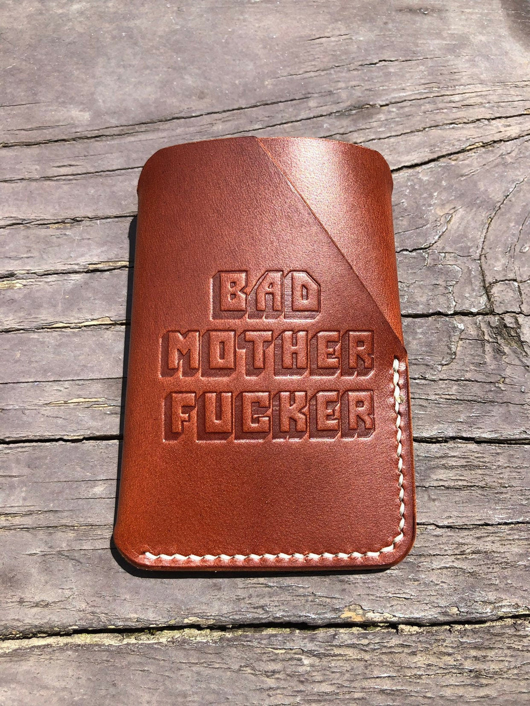 Bad Mother Fucker EDC Wallet