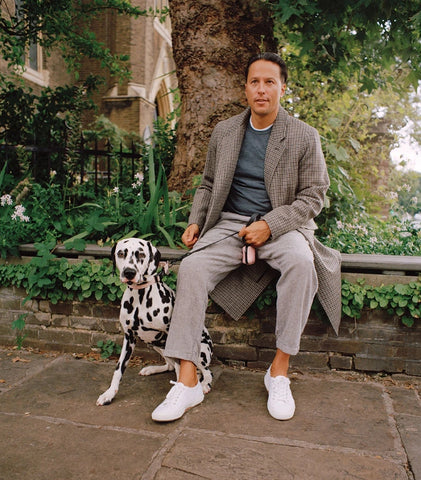 James Bond Director Cary Fukunaga - Cover Star of The Hollywood Reporter