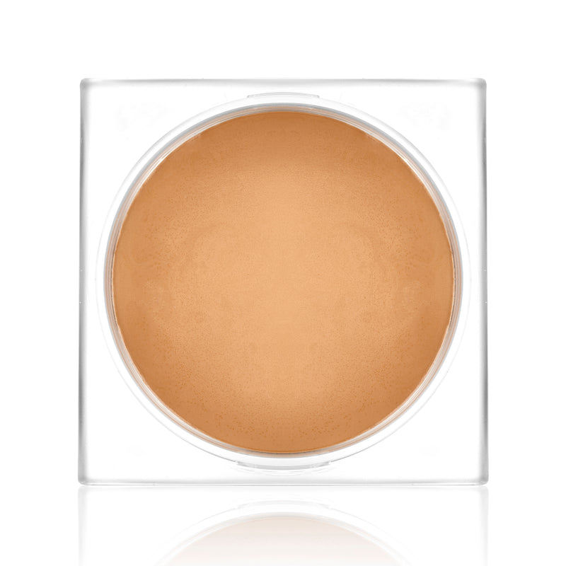 PRESSED-CREAM BRONZER