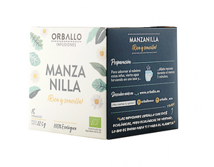 Exclusivamente manzanilla