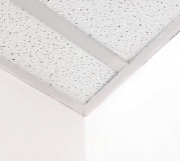 Ceiling Grid White Angle Trim 3m - 29011