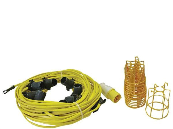 Festoon Kit 22m 110VBC - FK22M110VBCEP