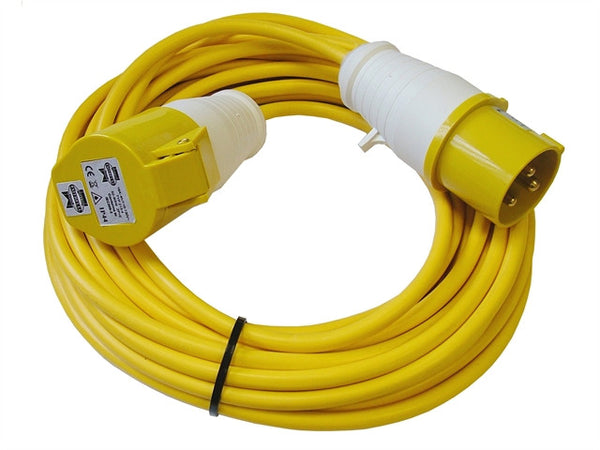 Extension Cable 110V 25m Loose - EC110V25MLEP