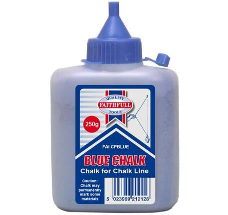 Chalk Dust Blue 8oz - CDB8OZGP