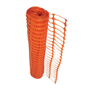 Barrier Mesh Orange 2 x 50m -BMO2X50M