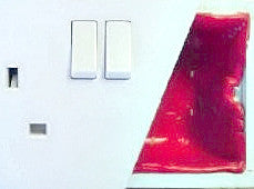Fire Safire Socket - Switch Box - Putty Pad Single - FSSSBS