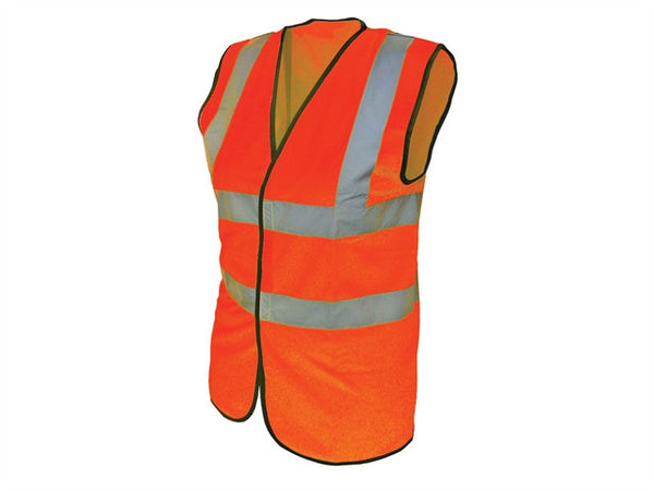 Vest Hi Vis Orange 2B2B Large - VHVO2B2BLPE