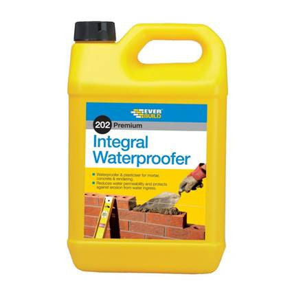 Waterproofer Integral 5L - WI5LBS