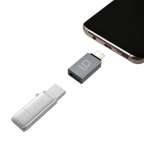 USB Type C to USB 3.0 and Micro USB to USB 2.0 - GodSpin