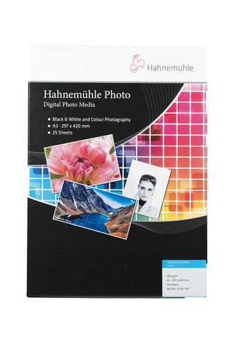 HAHNEMÜHLE Photo Luster 260gsm, A3 -25bl