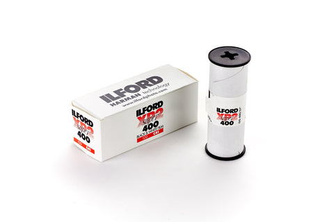 ILFORD XP2 120
