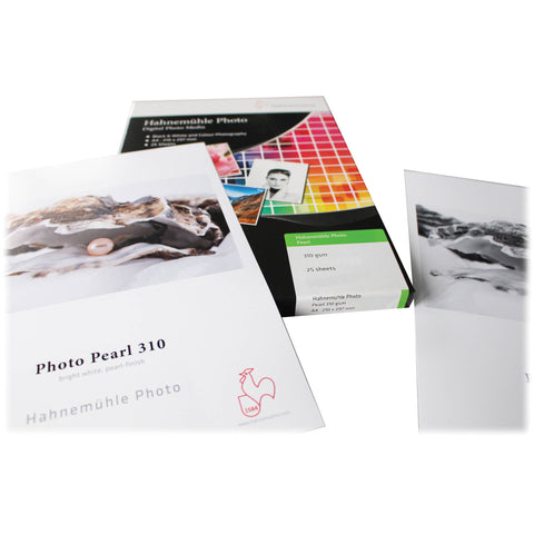 HAHNEMÜHLE Photo Rag 308gsm A4 - 25bl.