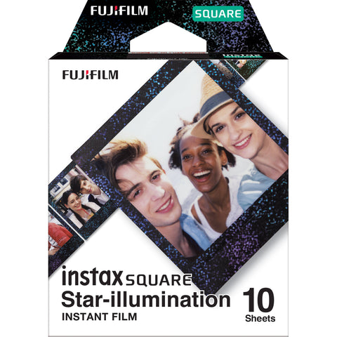 FUJIFILM Instax Film Square, Star Illumi