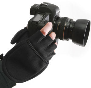 KAISER Outdoor Photo Gloves L