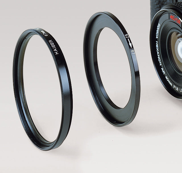 Kaiser Filter Adapter Ring 58mm - 62mm #6568