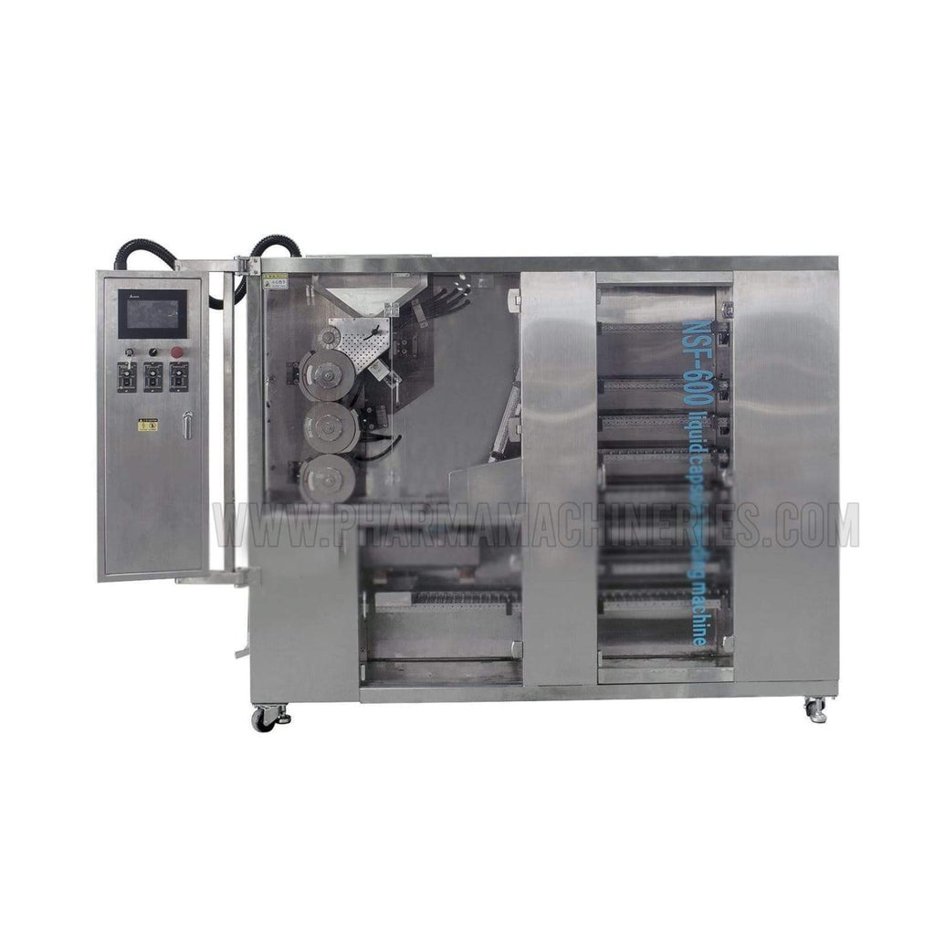 4 Pharmaceutical Machines Supplement Makers Should Have  Liquid and Capsule Filling Machines Capsule polishing Machine Capsule counting machine