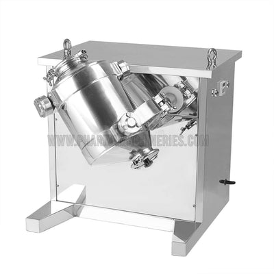 Mixers & Grinders>Powder Mixing Machine>3D Powder Blender Machine