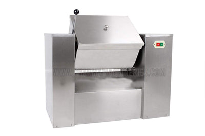 Mixers & Grinders>Powder Mixing Machine>Horizontal Ribbon Blender Machine