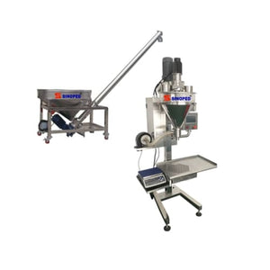 10-1000g Powder Filling Machine,Weight Filler,Vibratory Filler For Tea Bag /seed/grain