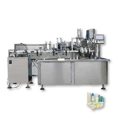 4 Head Automatic Spray Perfume Filling Machine