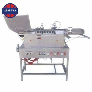 Alg5/10ml Double-injection Ampoule Filling & Sealing Machine - Ampoule Campact Line