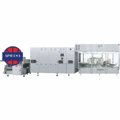 Ampoule Washing Sterilization Filling Sealing Linkage Line - Ampoule Campact Line