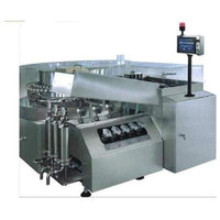 APM Automatic penicillin Vial Bottle powder filling and capping machine production line