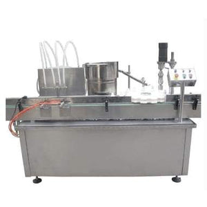 Automatic cylinder bottle filling production line equipment