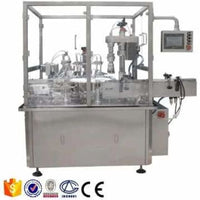 Automatic eye drop filling production line - Eye Drops Filling Line