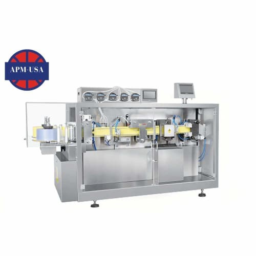 Automatic Filling Sealing Machine for Oral Liquid Plastic Bottle - Liquid Filling Machine